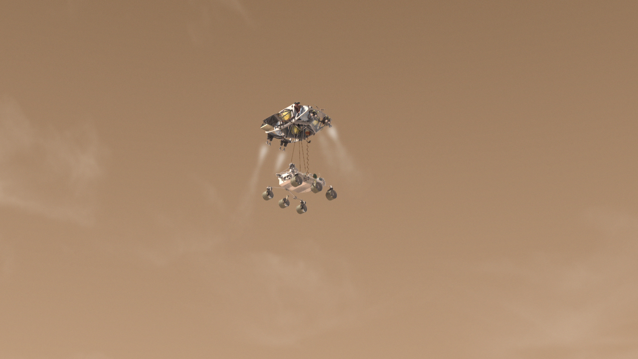 mars exploration rover airbags - photo #36