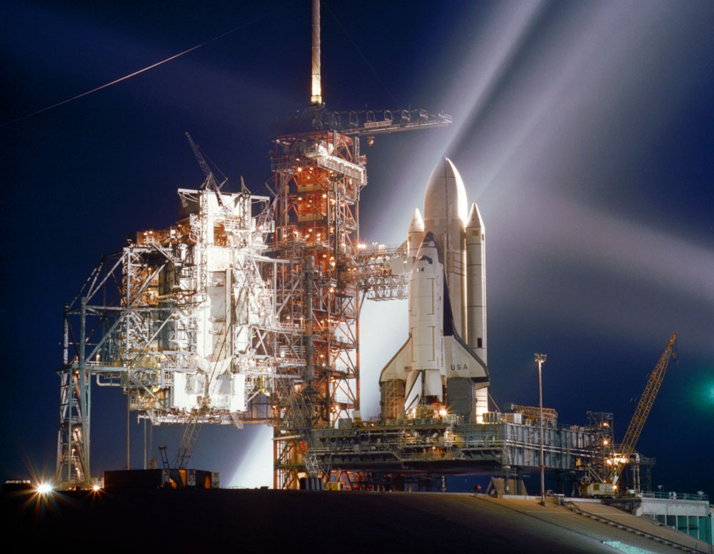 Photos: NASA's First Space Shuttle Flight: STS-1