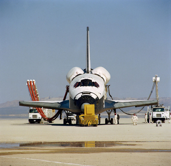 Space Shuttle Launches New Era in Exploration | The ...