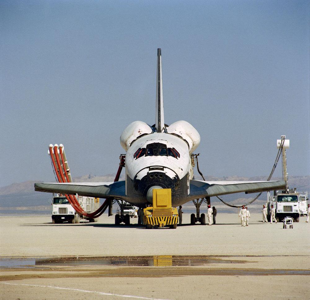 nasa first space flight - photo #20