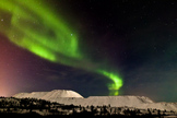 """Norwegian photographer and skywatcher Terje Sorgjerd created an amazing video of the March 2011 auroras, or northern lights, which appear in this still from his project, entitiled """"The Aurora."""""""
