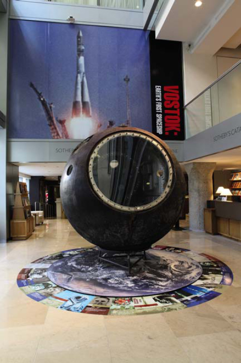 Vintage Soviet Space Capsule Sold for Record $2.9 Million