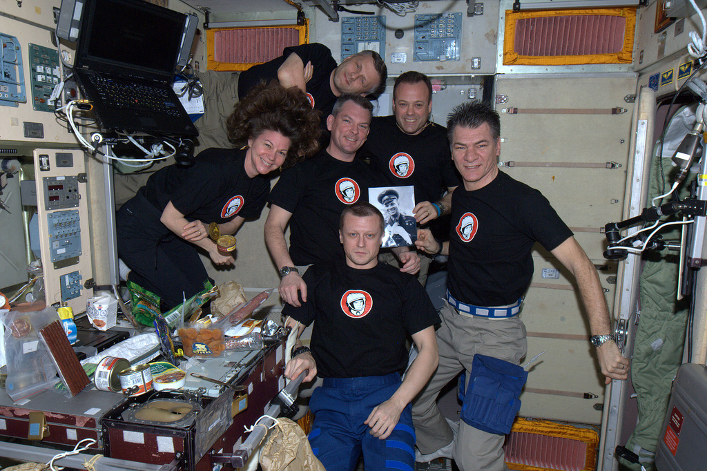 Spaceflight Groupies Revel Worldwide at Yuri's Night Shindigs