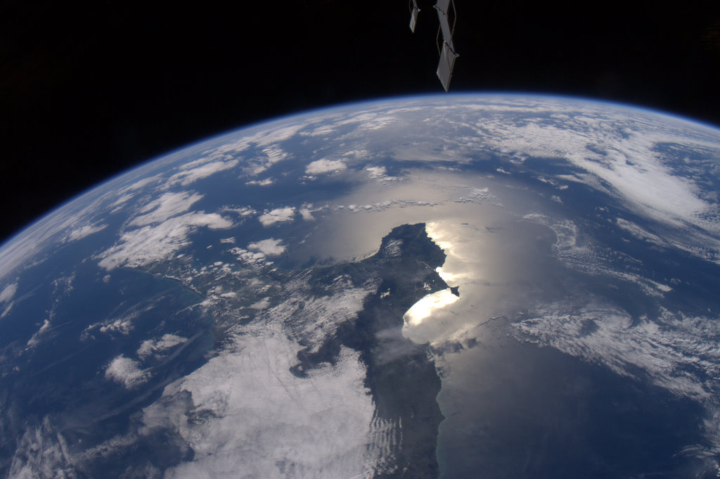 Earth From Space: An Astronaut's Quest to Protect Our 'Fragile Oasis'