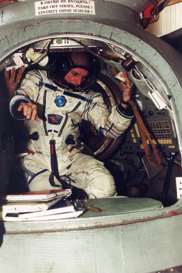 Space Tourist Pioneer: Dennis Tito