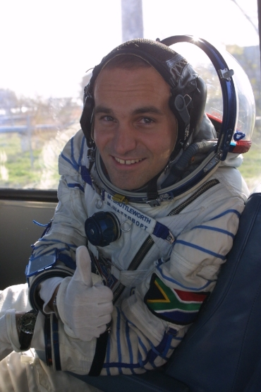 Mark Shuttleworth: Thumbs Up