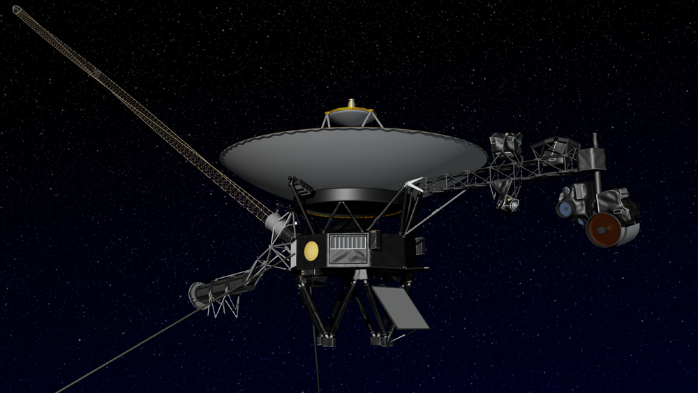 5 Facts About NASA's Far-Flung Voyager Spacecraft