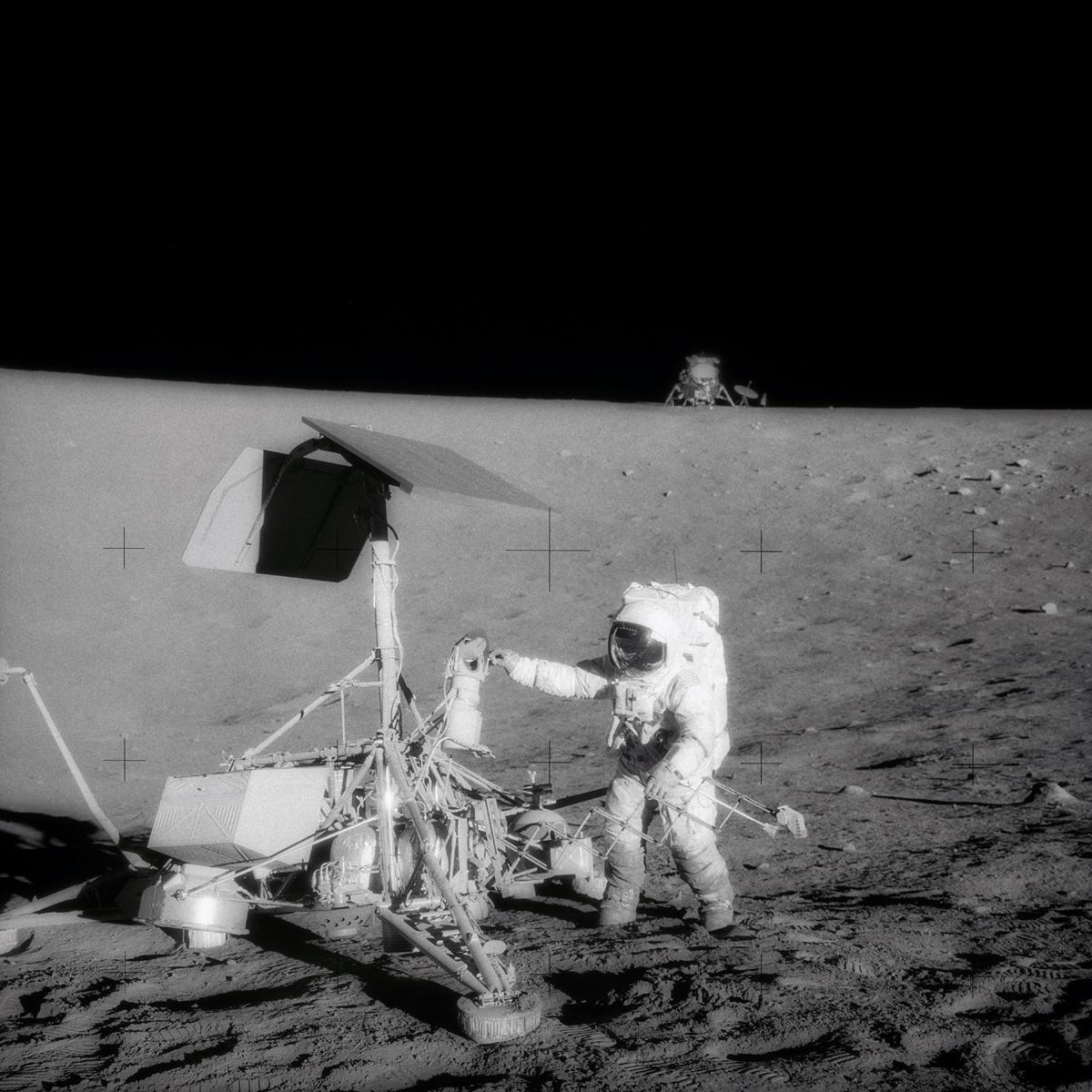 Apollo 12 — Ocean of Storms