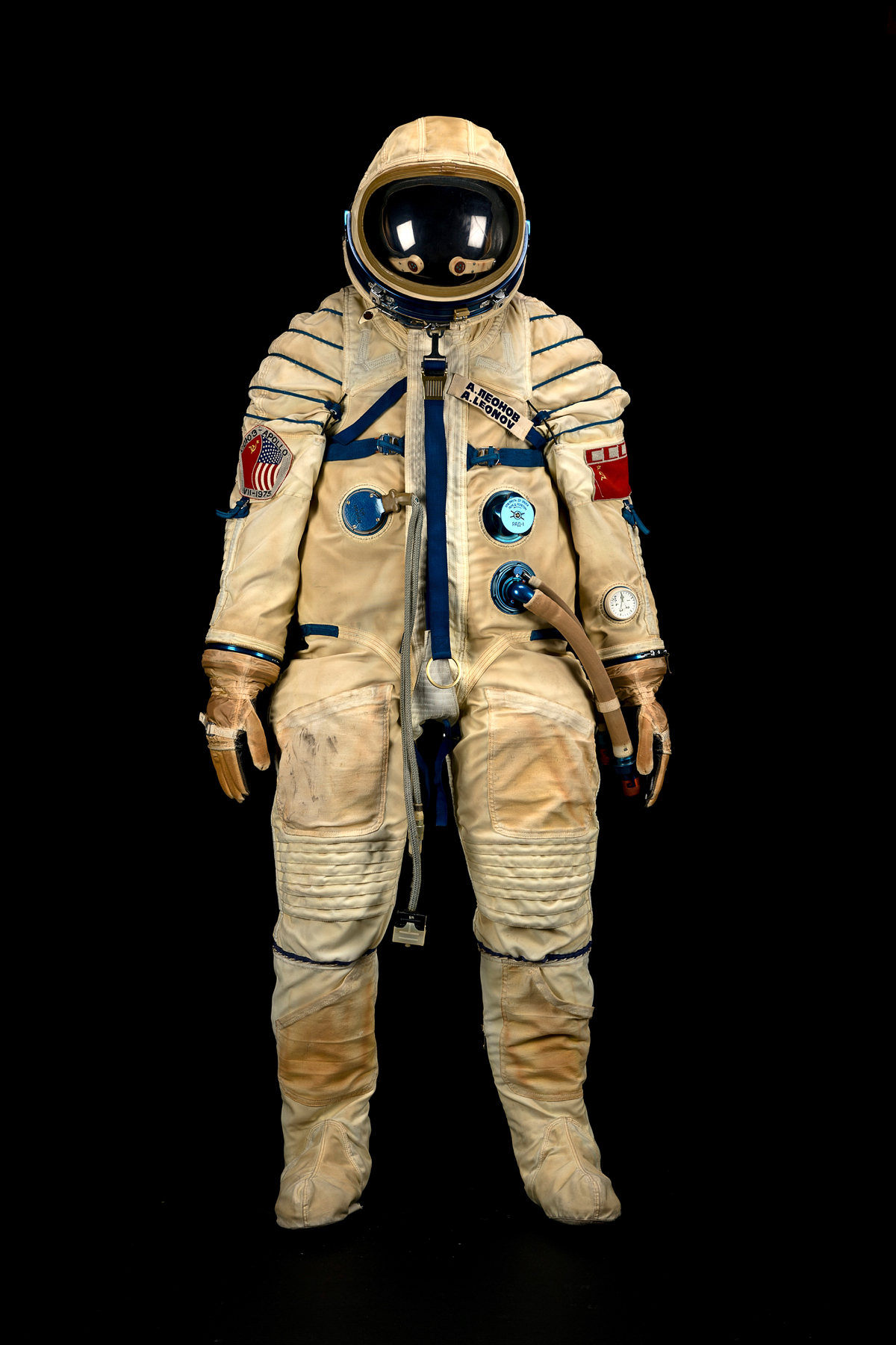 Apollo-Soyuz Test Project Spacesuit