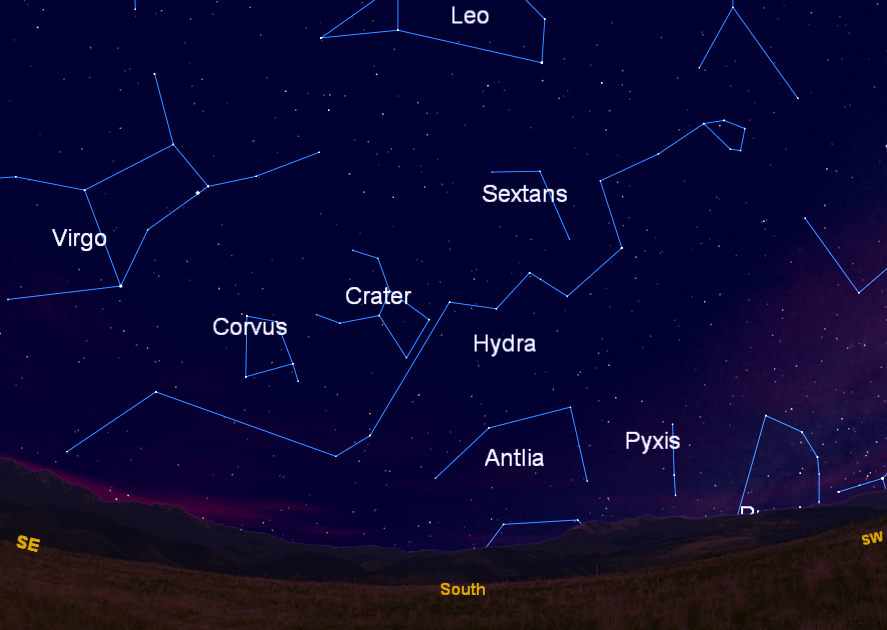Female Dog Names Constellations