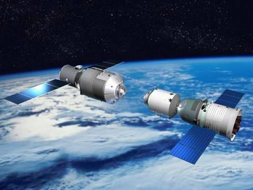 China Set for Historic Space Docking Wednesday