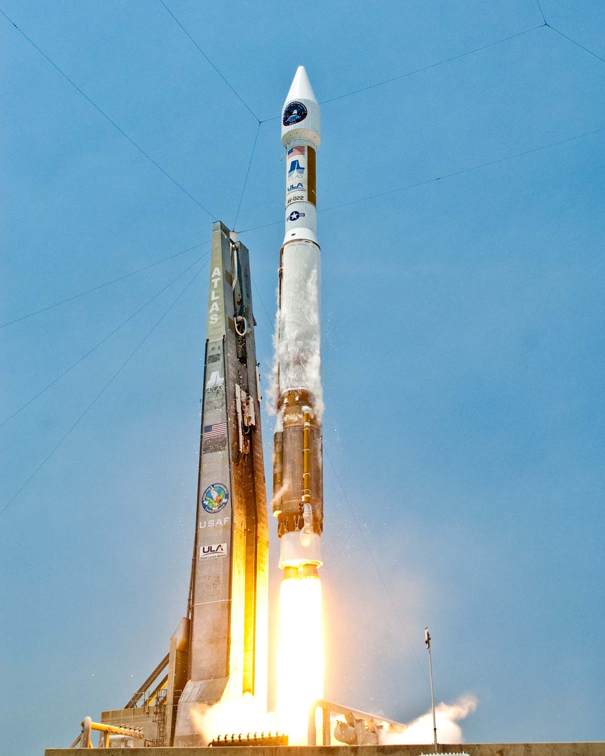 U.S. Military Launches New Missile Warning Satellite Into Space