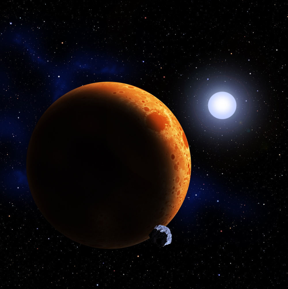 Alien Life Unlikely Around Dying Stars