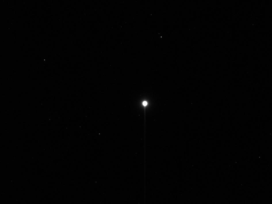 Asteroid Vesta Photo - NASA's Dawn Spacecraft