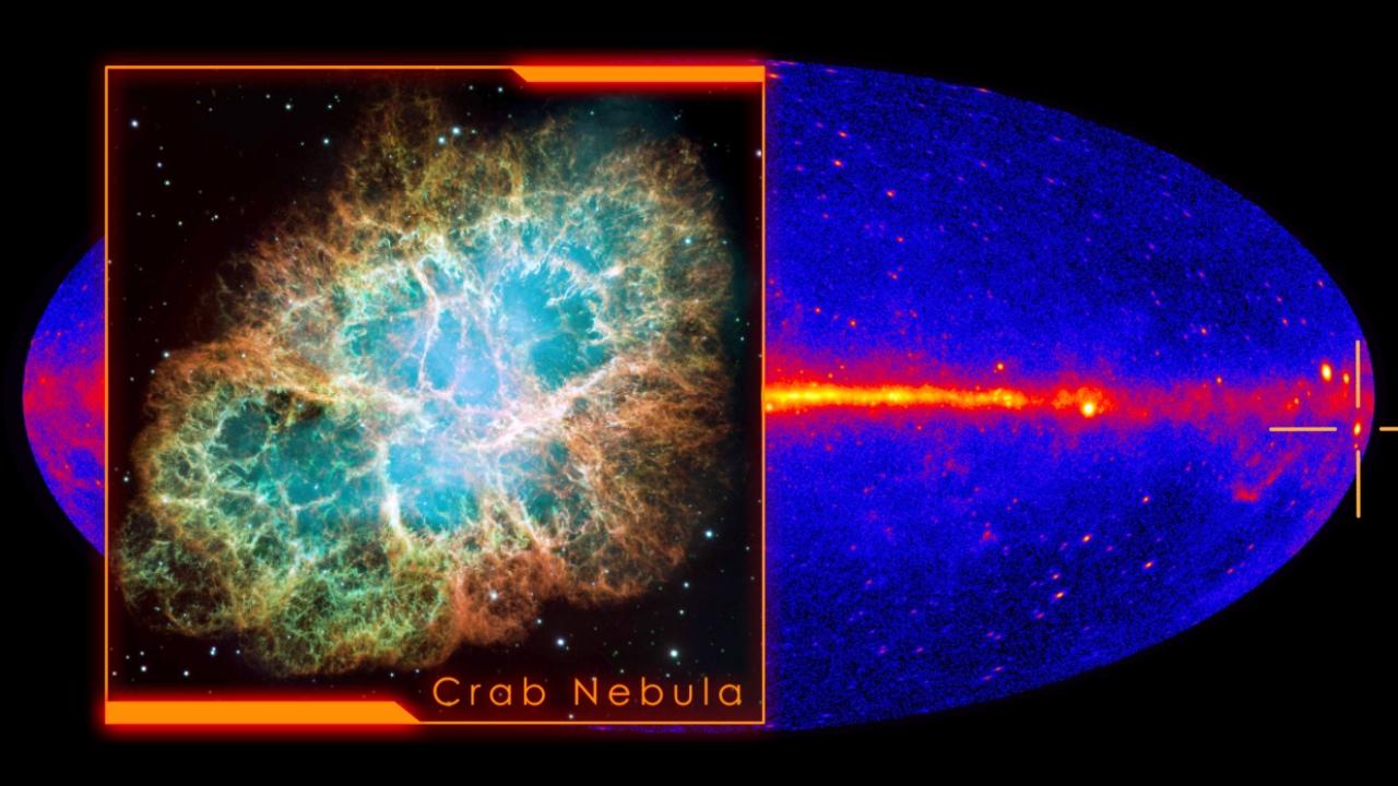 Photos: Amazing Views of the Famous Crab Nebula