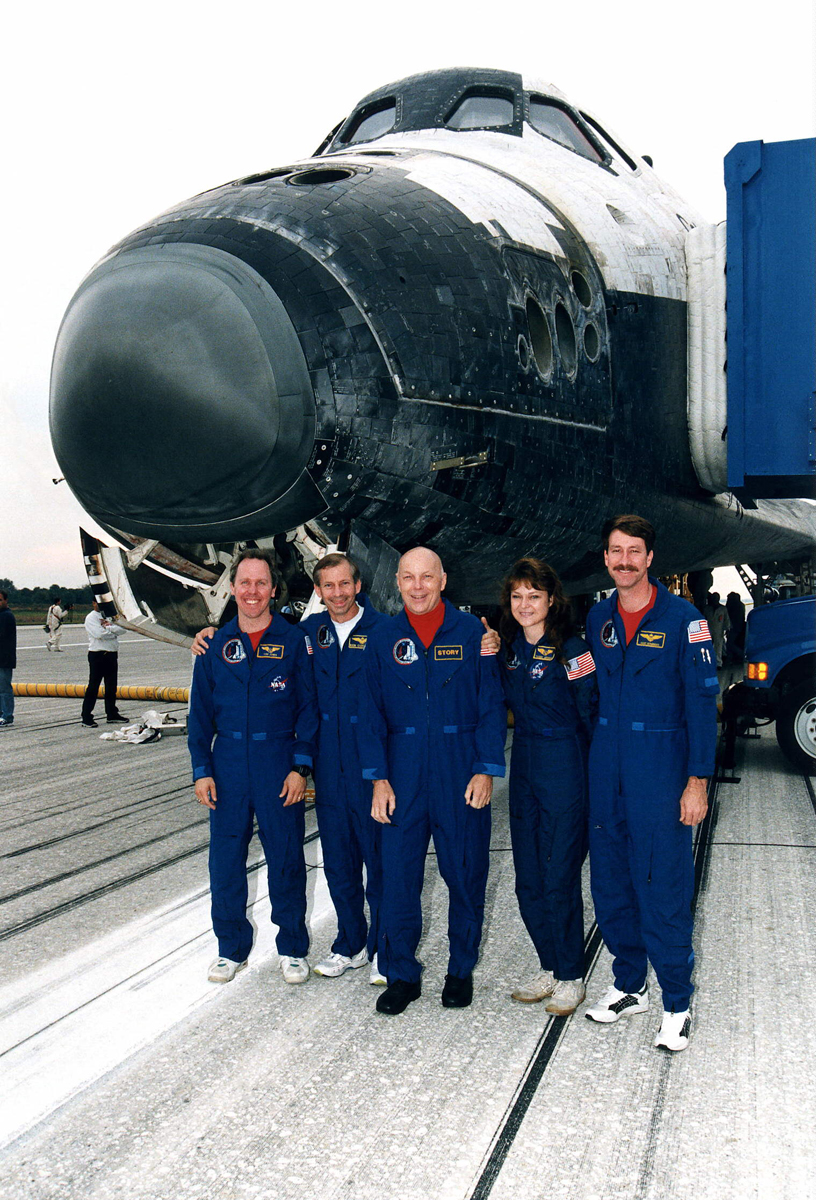 Longest Space Shuttle Mission