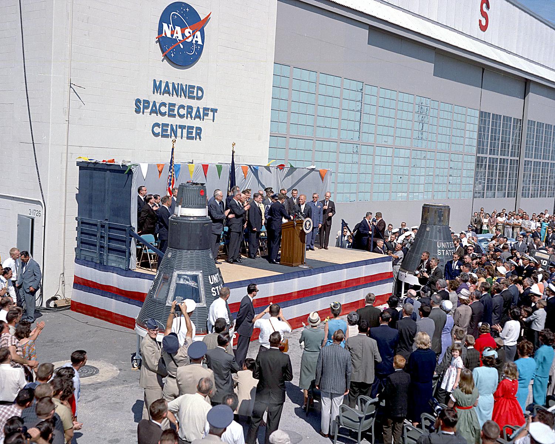 Photos: John F. Kennedy's NASA Legacy