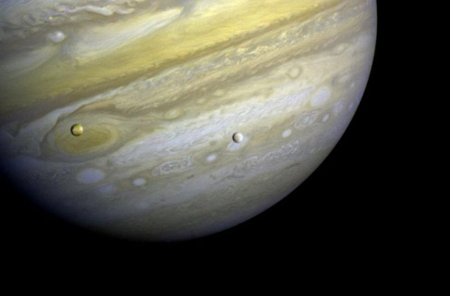 Jupiter as Seen by Voyager 1