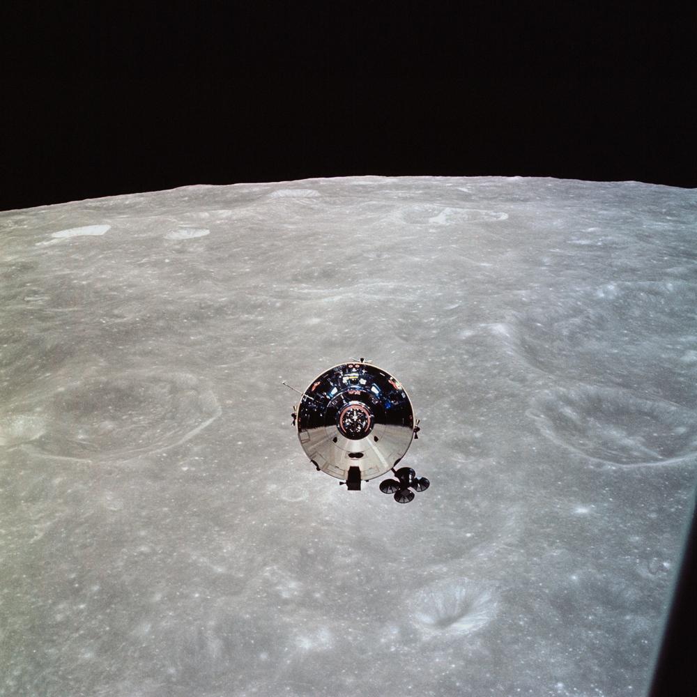 Apollo 10 Command and Service Modules