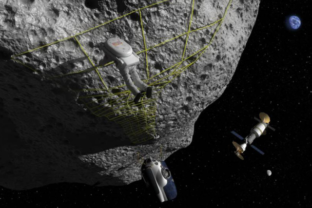 How to Send Astronauts to Asteroids? Earth Needs to Know, Report Suggests