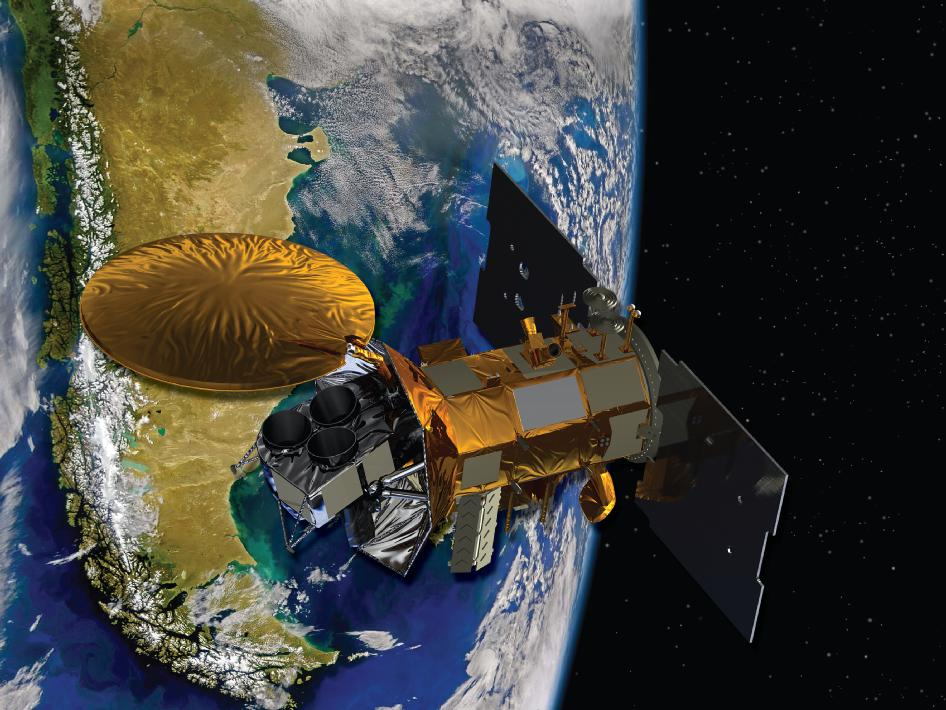 NASA to Launch New Ocean-Watching Satellite in June