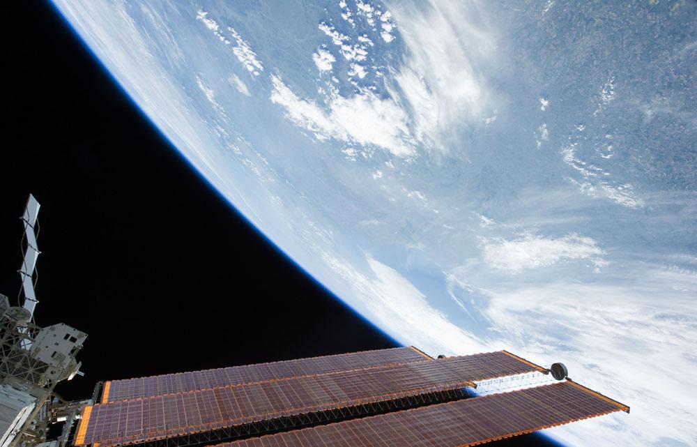 ISS Solar Array