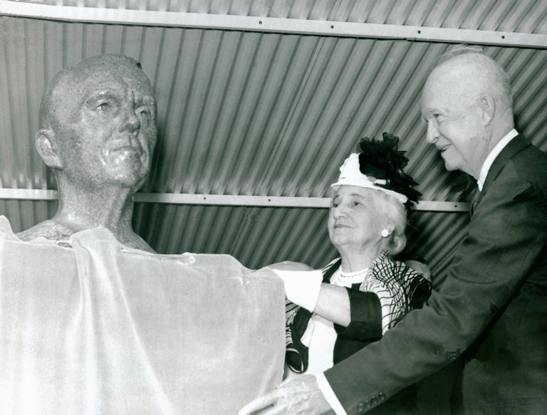 Dwight Eisenhower (in office 1953-1961)