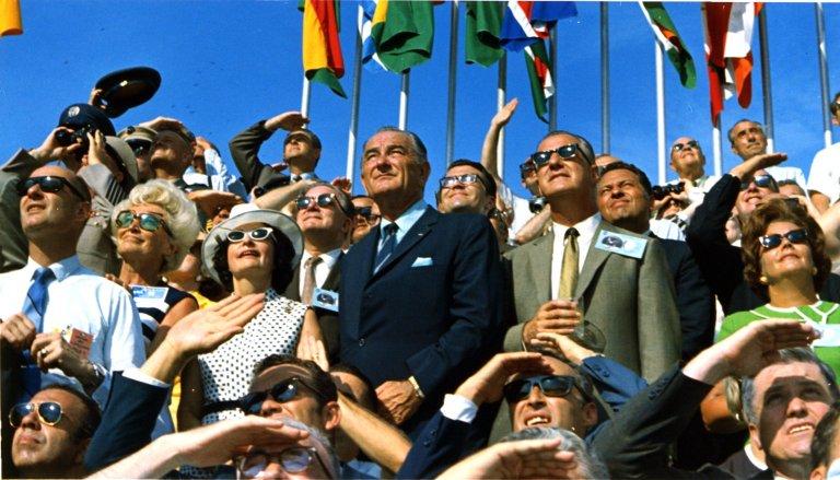 Lyndon Johnson (1963-1969)