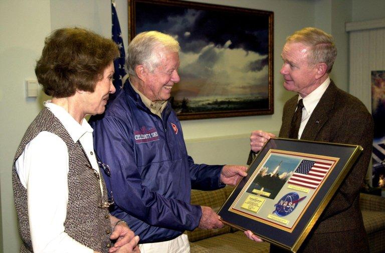 Jimmy Carter (1977-1981)
