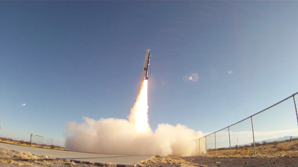 Suborbital Rocket Launches Human Remains, Wedding Rings into Space
