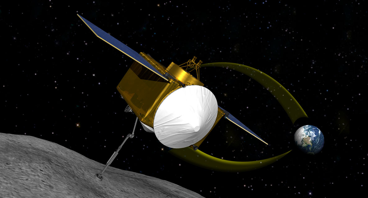 NASA to Launch Asteroid-Sampling Spacecraft in 2016