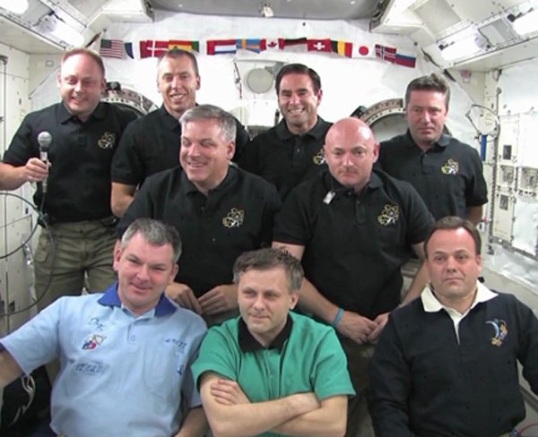 Memorial Day in Space: No Holiday for Shuttle Astronauts