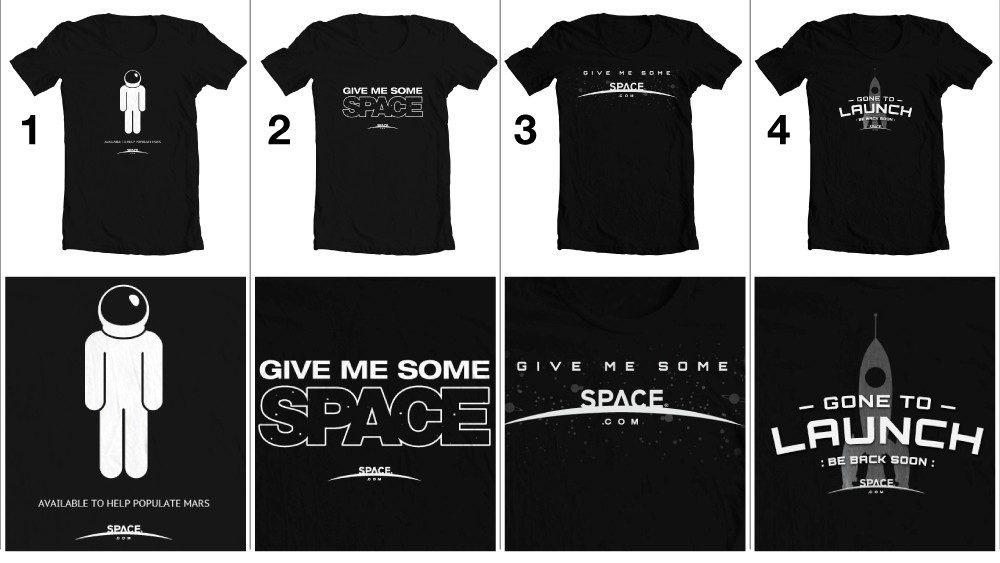 Space Fashion for Die-Hard Fans