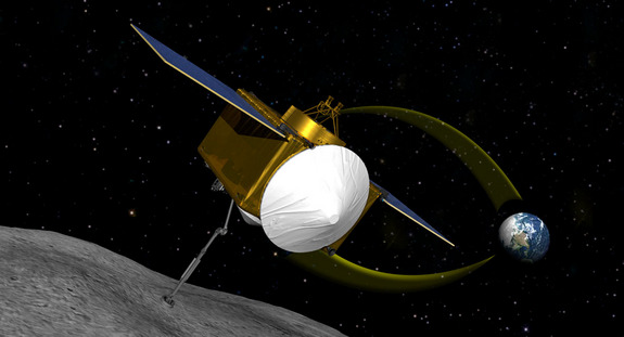 Earth-Threatening Asteroid Pushed Around by Sunlight
