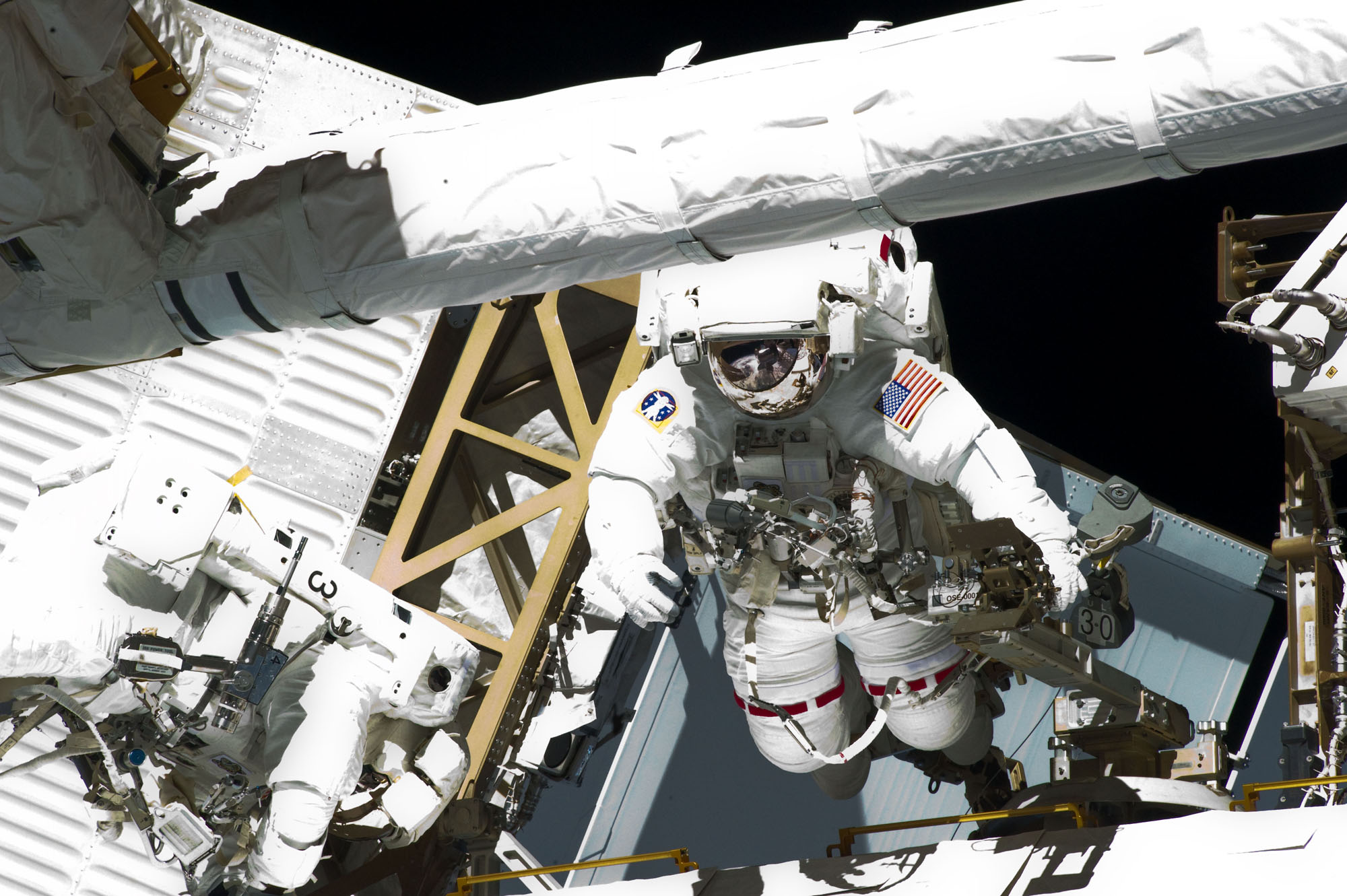 One Final Spacewalk