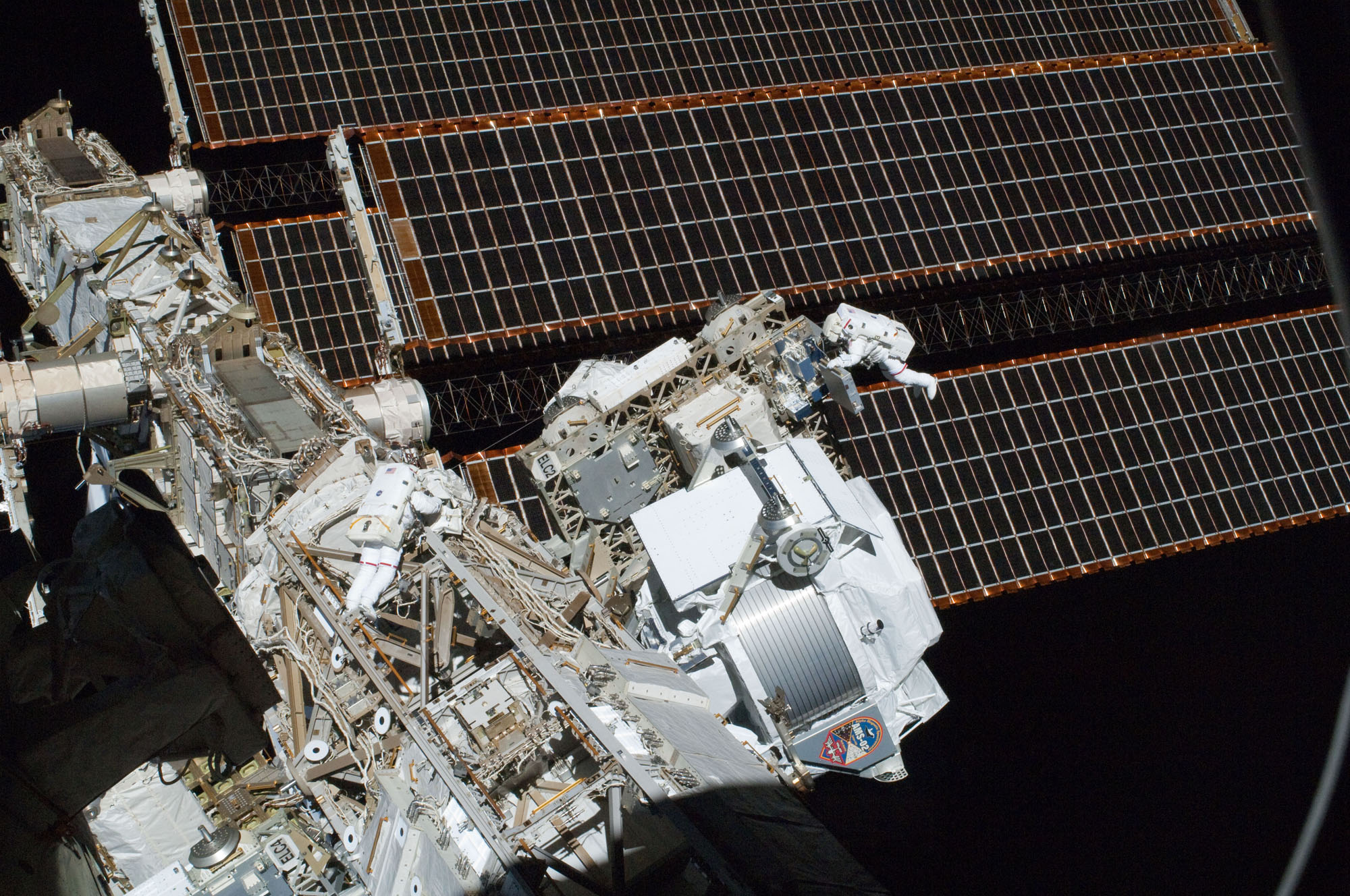Spacewalk Perspective