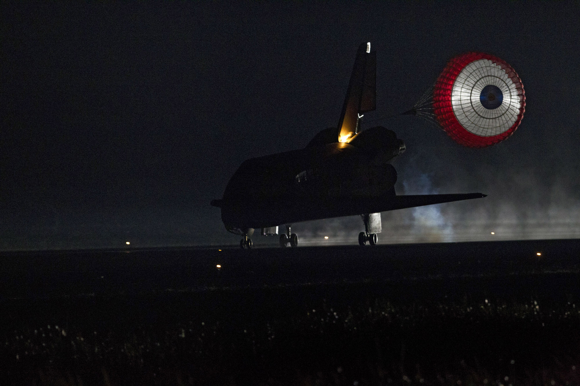 Space Shuttle Endeavour Returns to Earth After Final Mission