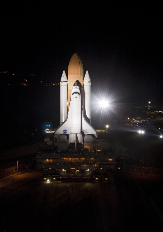 How NASA Prepares for the Final Space Shuttle Launch