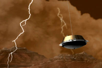 Thunder on Saturn Moon Could Shed Light on Lightning