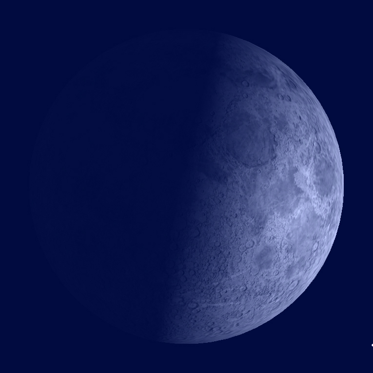Best Time to See Moon Craters in June Is Now