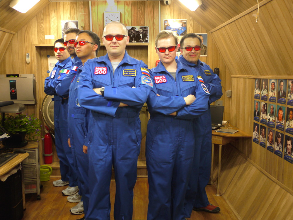 500-Day Mock Mission to Mars Passes One-Year Mark