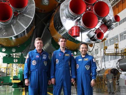 Expedition 28/29 Soyuz Crew