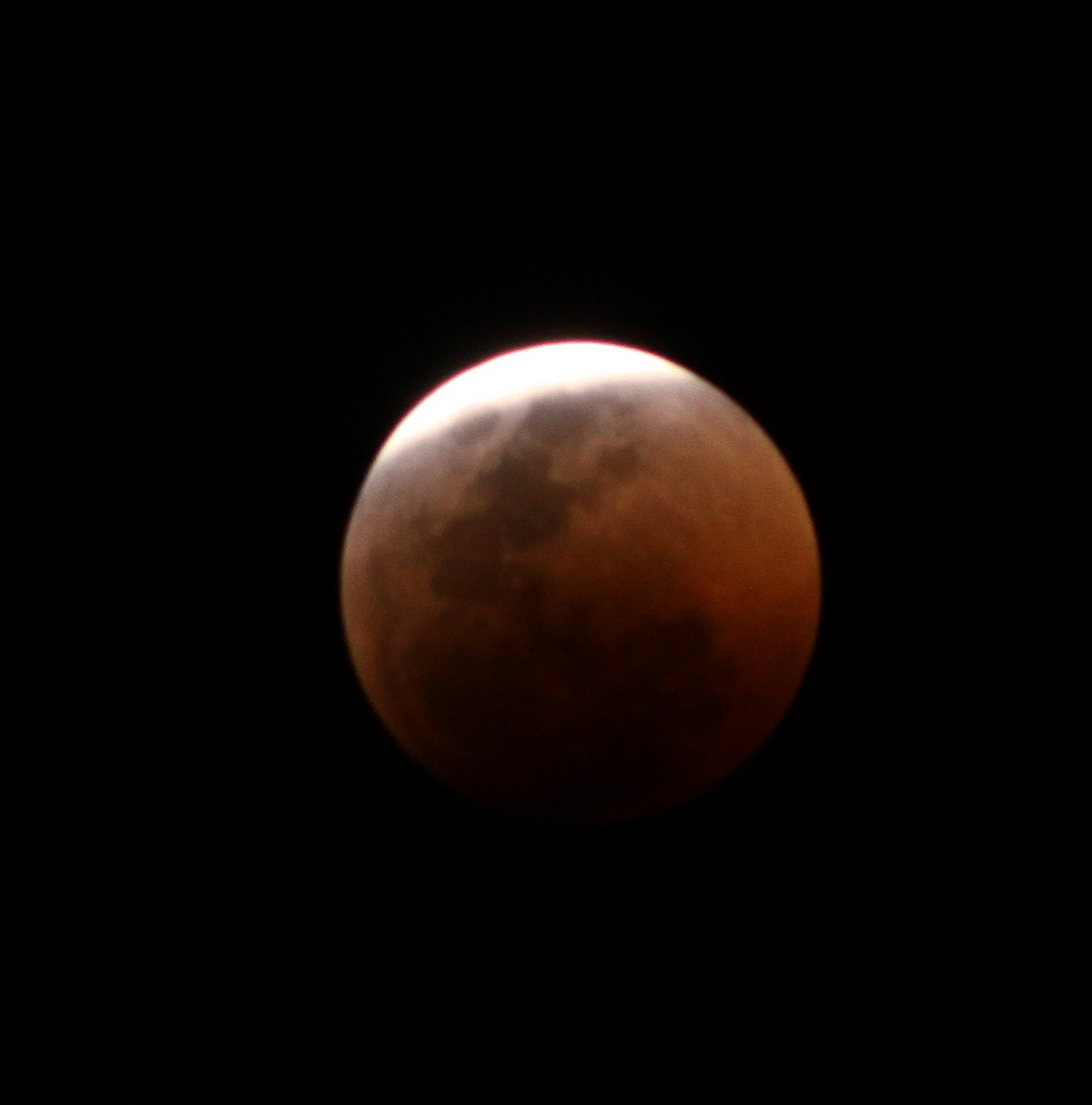 Total Lunar Eclipse of June 15, 2011: South Africa 5