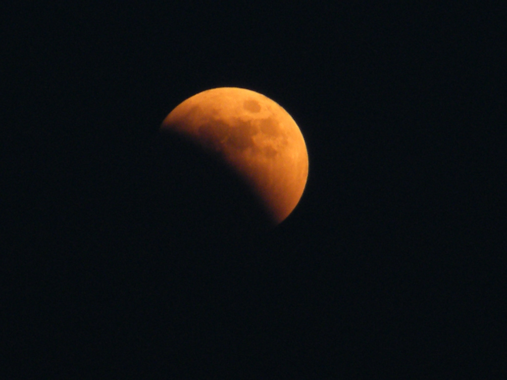Look Up! Lunar Eclipse Will Turn Moon Red Today
