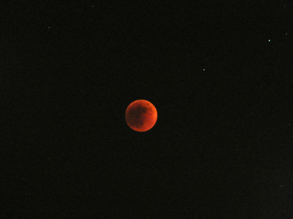 Total Lunar Eclipse of June 15, 2011: Italy 2
