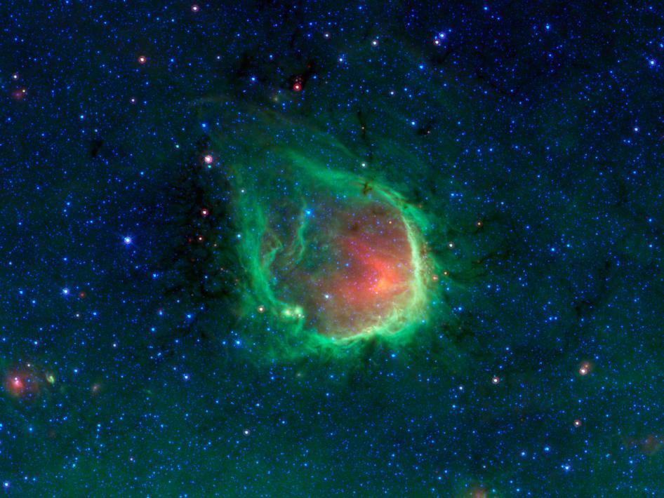 weirdest nebula-#4