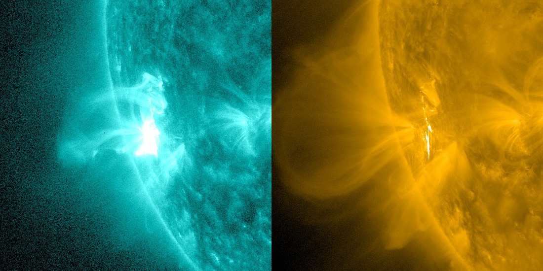 NASA's Solar Dynamics Observatory - Sun's Magnetic Rope
