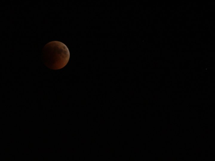 Total Lunar Eclipse of June 15, 2011: Dubai