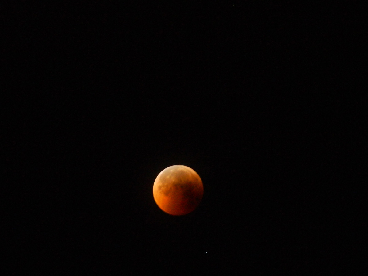 Saturday's Lunar Eclipse Will Include 'Impossible' Sight