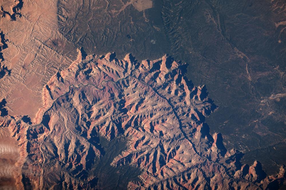 Mingus Mountain in Arizona